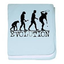 EVOLUTION Tennis Infant Blanket