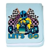 Let's Go Kart! Infant Blanket