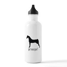 Morgan Horse Water Bottle