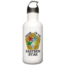 Eastern Star Celtic Knot Water Bottle
