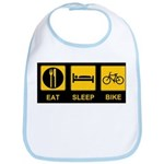 Eat Sleep Bike Bib