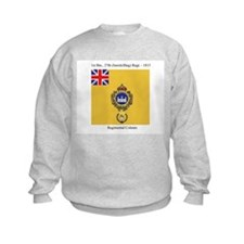 27th Regimental Colour  Sweatshirt