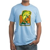 Dorado Dolphin Fish or mahi-m Shirt