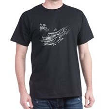 Omar Khayyam Black T-Shirt