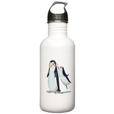 pEnGuIn KiSs Water Bottle
