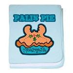 Palin Pie (Moose Berry Pie) Infant Blanket