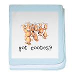 Got Cooties? Infant Blanket