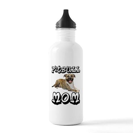 PitBull MOM Stainless Water Bottle 1.0L
