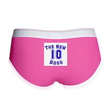 The New Boss 2010 Women's Boy Brief