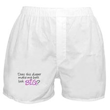 Cute Girl Boxer Shorts