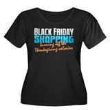 Black Friday - Thanksgiving Calories T