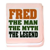 FRED - The Legend Infant Blanket