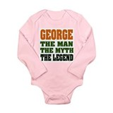 GEORGE - The Legend Onesie Romper Suit
