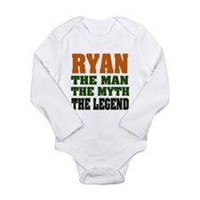 RYAN - the legend! Onesie Romper Suit