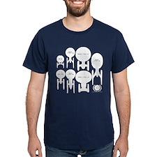 USS Enterprise History T-Shirt