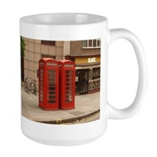 Unique Phone booth Mug