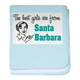 Best Girls Santa Barbara Infant Blanket