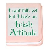 Irish Attitude Infant Blanket