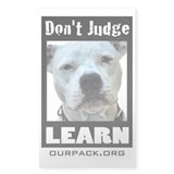 Don't Judge...Learn Decal