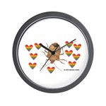 Stink Bug Wall Clock