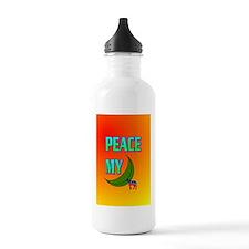Cute Anti hamas Water Bottle