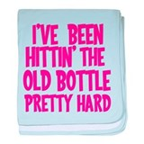 Hitt'n The Old Bottle Infant Blanket
