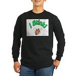 Stink Bug Long Sleeve Dark T-Shirt