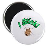 """Stink Bug 2.25"""" Magnet (10 pack)"""