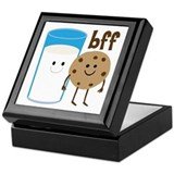 Milk & Cookies BFF Keepsake Box