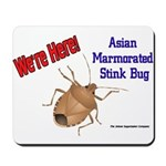 Stink Bug Mousepad