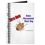 Stink Bug Journal