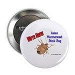 "Stink Bug 2.25"" Button (100 pack)"