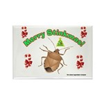 Stink Bug Rectangle Magnet (10 pack)