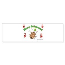 Stink Bug Bumper Sticker