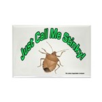 Stink Bug Rectangle Magnet (100 pack)