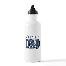 Vizsla DAD Sports Water Bottle