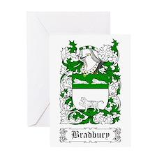 Bradbury [Scottish] Greeting Card