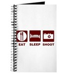 Eat Sleep Shoot Journal
