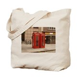 Cute Phone box Tote Bag