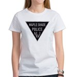 Maple Shade Police Women's T-Shirt