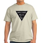 Maple Shade Police Light T-Shirt