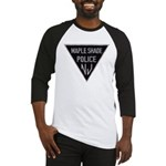 Maple Shade Police Baseball Jersey