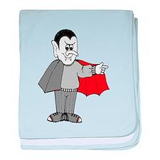 Dracula Infant Blanket