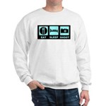 Eat Sleep Shoot Sweatshirt