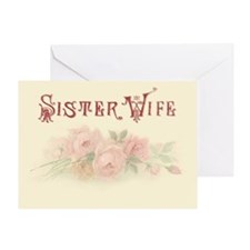 Unique Sister Greeting Card