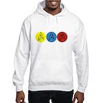 Star Trek Insignia Hooded Sweatshirt