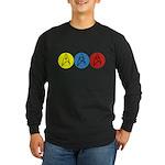 Star Trek Insignia Long Sleeve Dark T-Shirt