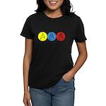Star Trek Insignia Women's Dark T-Shirt