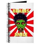 ZOMBIE-BRAINS-SMILE Journal