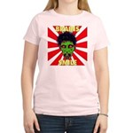ZOMBIE-BRAINS-SMILE Women's Light T-Shirt